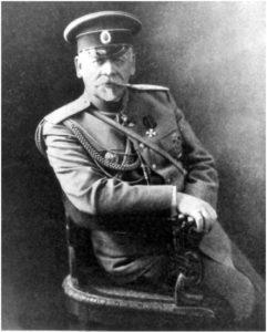 Генерал Владимир Сухомлинов