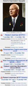 Хрущёв, Никита Сергеевич