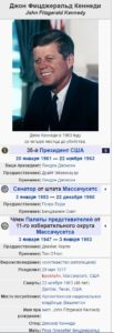 Кеннеди, Джон Фицджералд