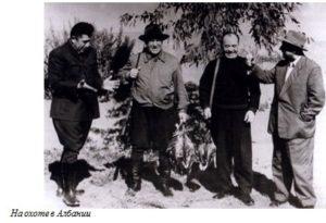 На охоте в Албании