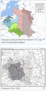 Польша в 1918-1922
